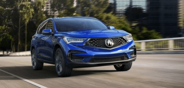 Acura Vehicle Packages